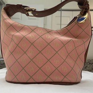 Dooney and Bourke Small Pink Purse